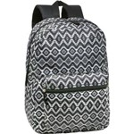 Mochila Costal Escolar Everyday Tribal Grande 1 Bolso Pacific