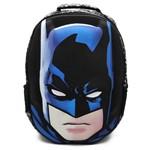 Mochila Costas Infantil Batman Glare Xeryus - Preto