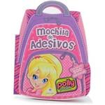 Mochila de Adesivos - Polly Pocket Ciranda Cultural