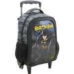 Mochila de Carrinho Batman Dark Light Grande Xeryus