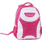 Mochila de Costas Rosa Planet Girls - Dermiwil