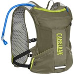 Mochila de Hidratação 1,5l Verde Oliva Camelbak Chase Bike Vest
