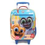 Mochila de Rodinhas Disney Puppy Dog Pals - Dermiwil 52142