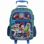 Mochila de Rodinhas G Toy Story With Electrifying Action - Dermiwil G