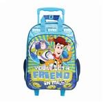 Mochila de Rodinhas G Toy Story Youve Got a Friend In me - Dermiwil G