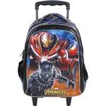 Mochila de Rodinhas Tam. 16 Xeryus Avengers Armored - 7490