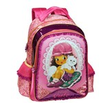 Mochila Escolar Aig Little Cute