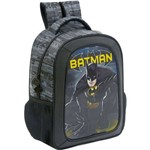 Mochila Escolar Batman Dark Light Grande Xeryus