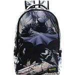 Mochila Escolar Batman Teen 4 Grande Xeryus