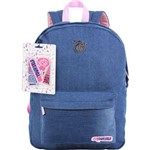 Mochila Escolar Capricho Patches Ii Gd 3bolsos