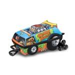 Mochila Escolar 3D com Rodinhas Scooby-Doo Turbo - Maxtoy