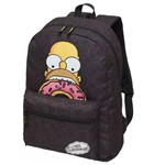 Mochila Escolar de Costas os Simpsons Donuts