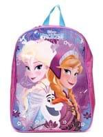 Mochila Escolar Frozen Infantil para Menina - Rosa