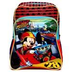 Mochila Escolar G Costas Mickey Mouse Disney 18m - Sestini