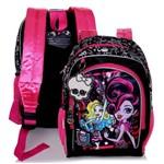 Mochila Escolar G Infantil de Costas Monster High Filme 15Y01 - Sestini