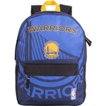 Mochila Escolar Nba Golden State Warriors Grande Dermiwil