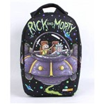 Mochila Escolar Overprint Rick And Morty Dermiwil