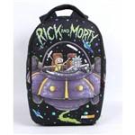 Mochila Escolar Overprint Rick And Morty Dermiwil