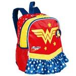 Mochila Escolar Super Hero Girl Sestini 064726