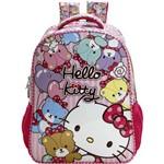 Mochila Escolar Tamanho 14 Xeryus Hello Kitty Tiny Bears - 7863