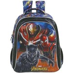 Mochila Escolar The Avengers Armored G