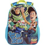 Mochila Escolar Toy Story Easy Grande 2 Bolsos Dermiwil