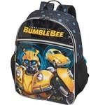 Mochila Escolar Transformers Vision Grande 3 Bolsos Pacific