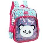 Mochila Escolar Up4You Stripes Infantil IS33101UP-VD IS33101UPVD
