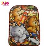 Mochila Escolar Urso Aig 6667