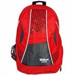 Mochila Esportiva Wilson Vermelha Wtix12877b