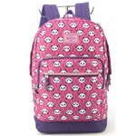 Mochila Feminina Up4you Panda Roxa Ms45579up-rx