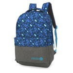 Mochila Fico Floral Azul - 45676