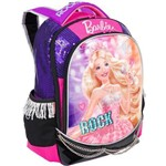 Mochila G Barbie Rock N'royals Roxa