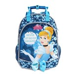 Mochila G Disney Princesas Cinderela - Dermiwil 51835