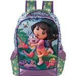 Mochila Infantil Dora And Boots - Xeryus