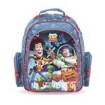 Mochila Infantil Escolar Costas Toy Story Woody Buzz Oferta