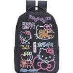 Mochila Infantil Hello Kitty de Costas - Ref: 8215 - Xeryus