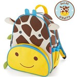 Mochila Infantil Skip Hop Girafa Zoo 3+ Bege - B-16-015