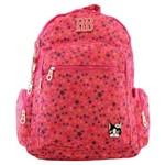 Mochila Juvenil Stars Pink Rebecca Bonbom - Rb8198 - Clio Style