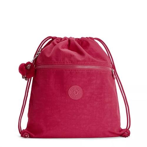 Mochila Kipling Supertaboo-True Pink