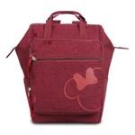 Mochila Maternidade Baby Bag Casual Luxo Disney Minnie