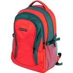 "Mochila para Notebook Multilaser High School Nylon Vermelha - Até 15,6"""