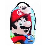 Mochila Super Mario Bros Original Dermiwil Escolar 11167