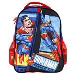 Mochila Superman IS32223SM Vermelha