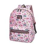 Mochila Tam G Pack me Flamingo Original