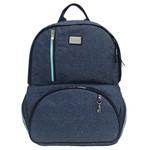 Mochila Térmica para NoteBook Vivá Fata Azul Glitter