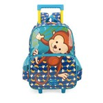 Mochilete Macaco Up4you Petit - Ic33087up-mr Luxcel