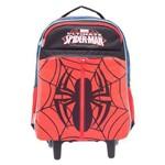 Mochilete Sestini Spider-Man Vermelho Vermelho Único