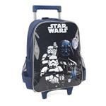 Mochilete Star Wars Darthvader Azul M Luxcel - 33032