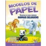 Modelos de Papel - Construa os Seus Próprios Animais Selvagens